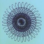 Cheselyn Amato_Spiro Mandala in Cyan_Giclee Print on Canvas_08