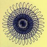Cheselyn Amato_Spiro Mandala in Hansa Yellow