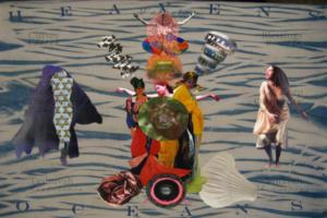 Women of the Book International Visual Torah Project, Parsha Nitzavim, Jerusalem Biennale, First Station, Archival digital print, 22inHx30inW, 2011/2015